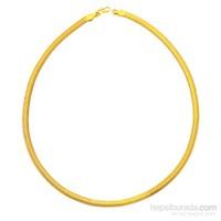 Forentina Altın Kaplama Gerdanlık FR0114