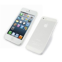 Microsonic iPhone 5/5s Ultra Thin 0.2mm Kılıf Beyaz