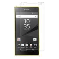 Teleplus Sony Xperia Z5 Compact Mini Şeffaf Cam Ekran Koruyucu