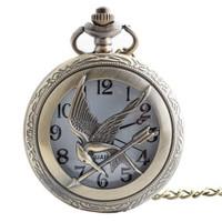 Modakedi Bakır Kuş Ve Köstek Figürlü Saat Kadın Kolye