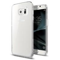 Spigen Samsung Galaxy S7 Edge Kılıf Liquid Crystal 4 Tarafı Tam Koruma - 556CS20032