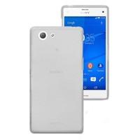 Teleplus Sony Xperia Z3 Silikon Kılıf Beyaz