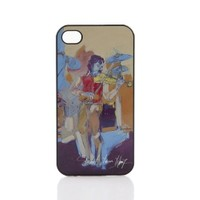 Biggdesign Apple iPhone 5 Siyah Kapak 046