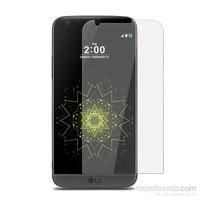 Teleplus Lg G5 Plastik Ve Cam Ekran Koruyucu Karışımı Cam Ekran Koruyucu