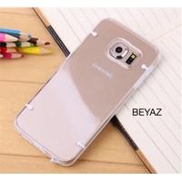 Teleplus Samsung Galaxy Note 5 Noktalı Tam Korumalı Kılıf Beyaz