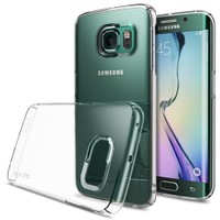 Rearth Samsung Galaxy S6 Edge Crystal Ringke Slim Kılıf