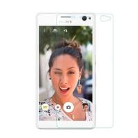 Teleplus Sony Xperia C4 Temperli Cam Ekran Koruyucu Cam Ekran Koruyucu