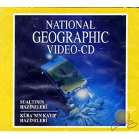 National Geographic Sualtının Hazineleri ( VCD )