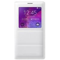 Samsung Galaxy Note 4 S-View Beyaz Kılıf - EF-CN910BWEGWW