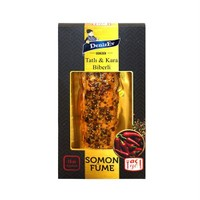 Deniz Ev Tatlı Ve Kara Biberli Sıcak Fümelenmiş Somon, 125 Gr