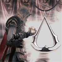 Cadının Dükkanı Assassin Creed Gümüş Rengi Kolye