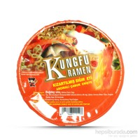 Kunghu Ramen Kız. Sığır Eti Aromalı Erişte 90 gr