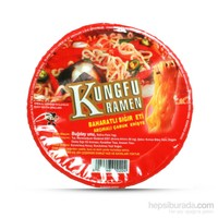 Kunghu Ramen Bah. Sığır Eti Aromalı Erişte 90 gr