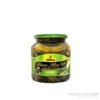 Kühne Alman Altın Serisi Klasik Salatalık Turşusu 580 ml