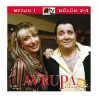 Avrupa Yakası (Bölüm 3&4) ( VCD )