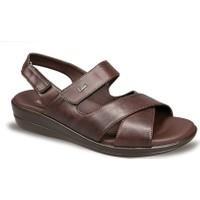 Ceyo Kadın Sandalet Kahverengi 9863-12