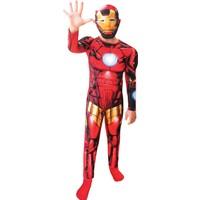 Disney Iron Man Demiradam Kostüm 10 - 12 Yaş