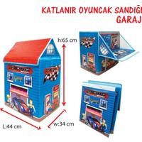 Akar Oyuncak Oyuncak Sandığı Garaj