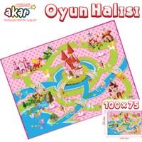 Akar Oyuncak Oyun Halısı Prenses 100 x 75 cm