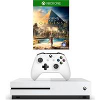 Microsoft Xbox One S 500 Gb + Assassins Creed Origins