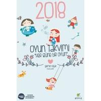 Oyun Takvimi 2018 - Her Güne Bir Oyun - Şermin Yaşar
