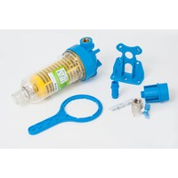 Spring Water Atlas Hydra 90 Mcr - Mnauel Yıkamalı 50 Mikron Çelik Filtreli 10inç filtre
