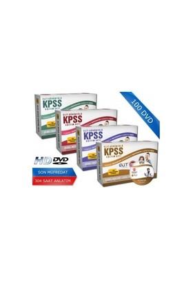 Elit Görüntülü Kpss Eğitim Seti 96 DVD (2015-2016)