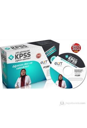 Elit Kpss Öğretim İlke ve Teknikleri Görüntülü Eğitim Seti (2016)