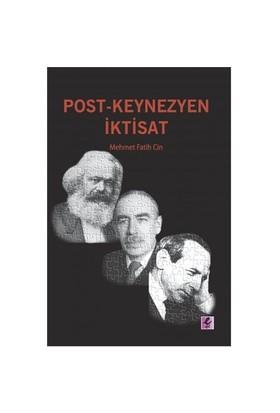 Post-Keynezyen İktisat-Mehmet Fatih Cin