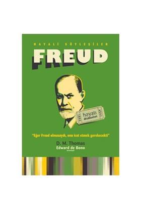 Freud - Hayatı Ve Düşünceleri (Hayali Söyleşiler)-D. M. Thomas