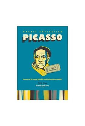 Picasso - Hayatı Ve Düşünceleri (Hayali Söyleşiler -2)-Neil Cox