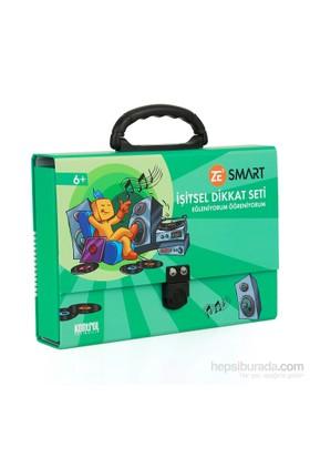 6+ Yaş ZE² Smart İşitsel Dikkat Seti