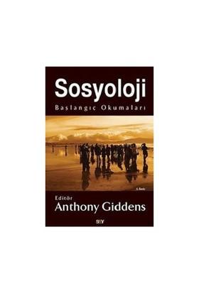 Sosyoloji - Anthony Giddens