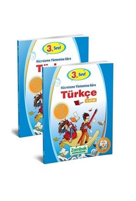 3.Sınıf Türkçe Hücreleme Yöntemine Göre / Zambak Yay.