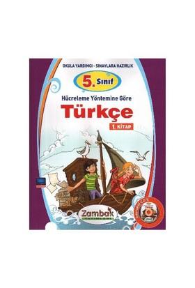 5. Sınıf Türkçe Hücreleme Yöntemine Göre / Zambak Yay.