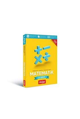 5 Sınıf Matematik Öğrenci Takipli Eğitim Seti Değer Yay