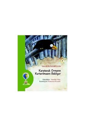 Karatavuk Ormanın Kurtarılmasını Bekliyor / Vagelis İliopulos / Kuraldışı Yayıncılık