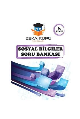 6 Sınıf Sosyal Bilgiler Soru Bankası Zeka Küpü