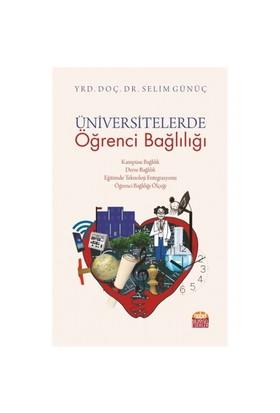 Üniversitelerde Öğrenci Bağlılığı-Selim Günüç