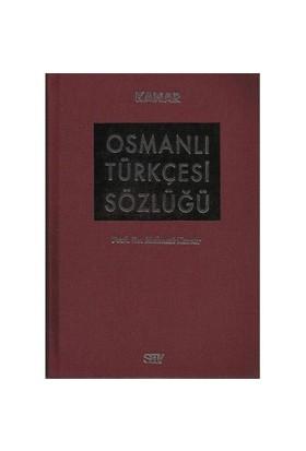 Osmanlı Türkçesi Sözlüğü-A-Z'ye Büyük Boy Bez Ciltli - Mehmet Kanar