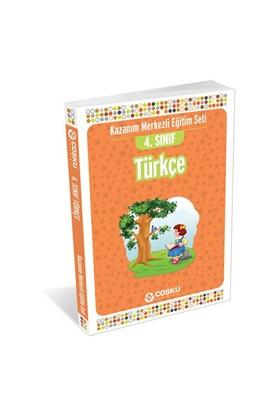 4 Sınıf Türkçe Konu Anlatımlı Coşku Yay
