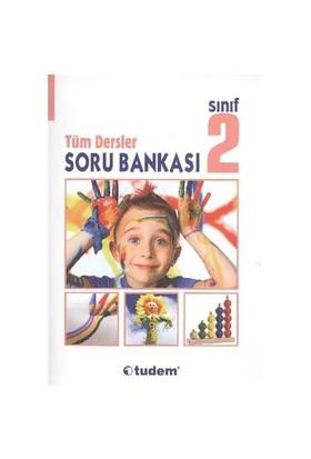 2.Sınıf Tüm Dersler Soru Bankası / Tudem Yay.