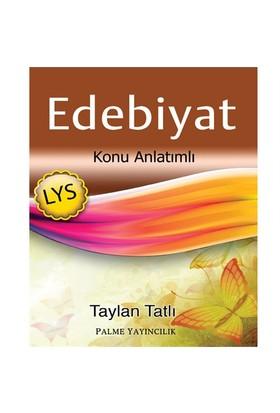 Palme LYS Edebiyat Konu Anlatımlı - Taylan Tatlı