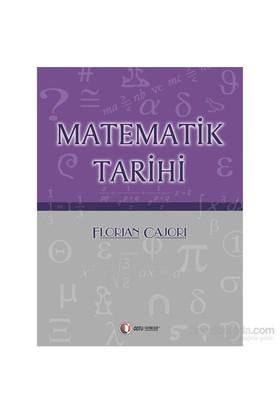 Matematik Tarihi - Florian Cajori