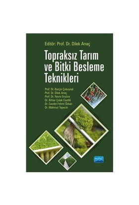 Topraksız Tarım Ve Bitki Besleme Teknikleri - Mahmut Tepecik