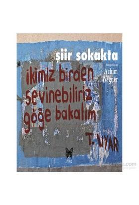 Şiir Sokakta-Achim Wagner