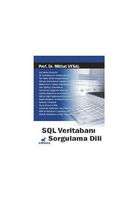 SQL Veritabanı Sorgulama Dili - Mithat Uysal