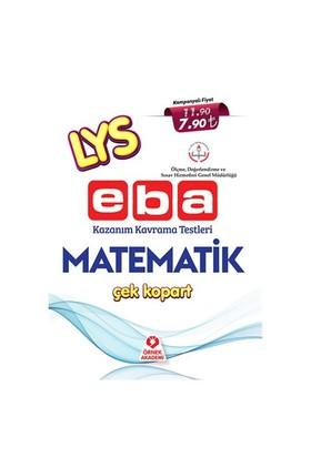 Örnek Akademi Yayınları Lys Eba Matematik Çek Kopart Yaprak Test