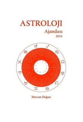 Astroloji Ajandası 2016-Mercan Doğan