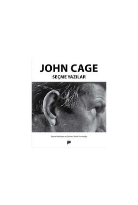 John Cage - Seçme Yazılar-John Cage